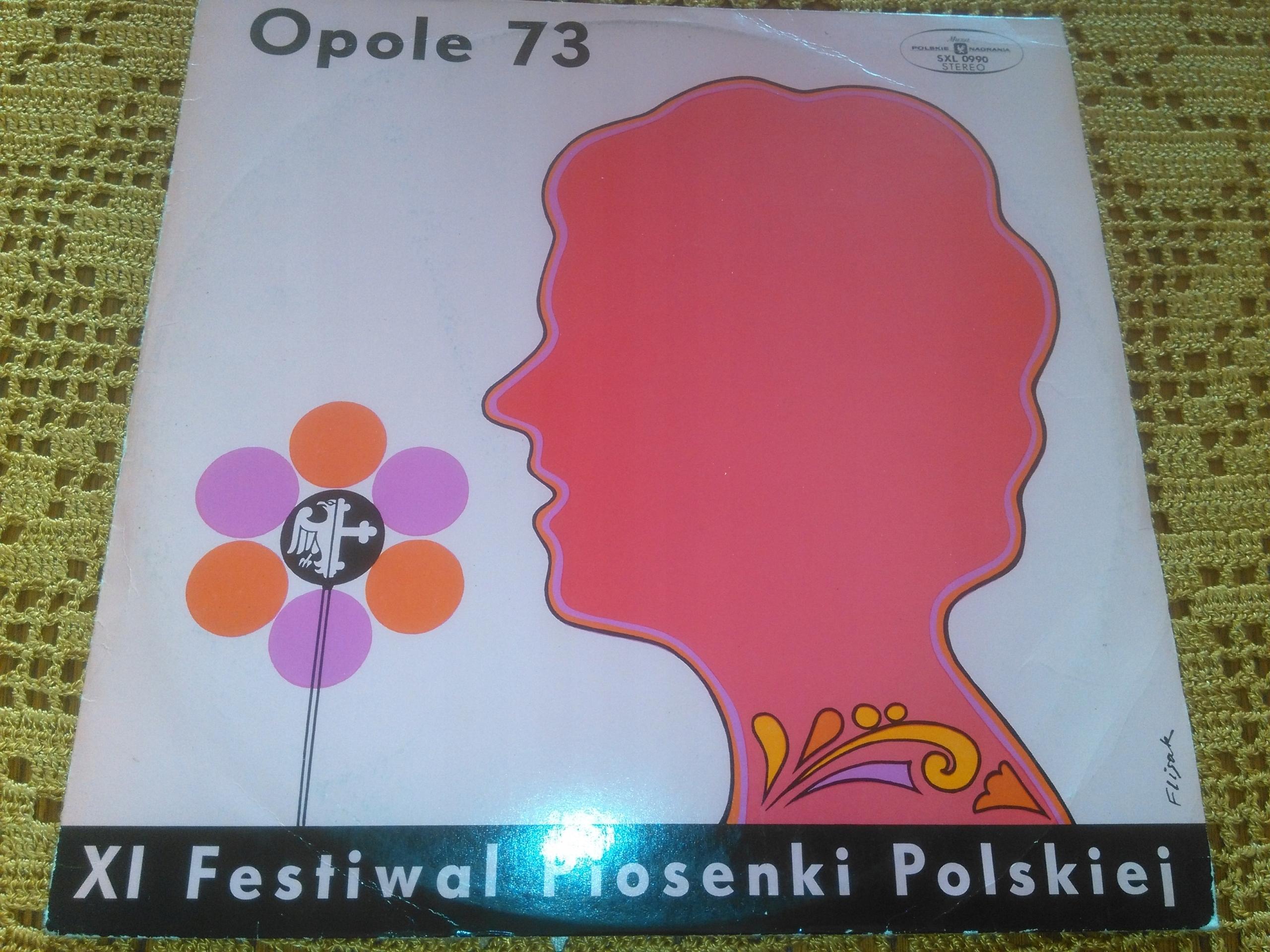 LP OPOLE 73 - PREMIERY ( III ), XI FESTIWAL P. P.