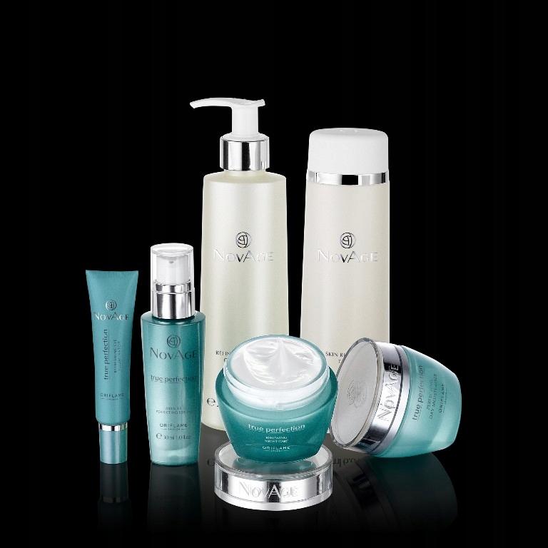 zestaw NovAge True Perfection kosmetyki zdrowie