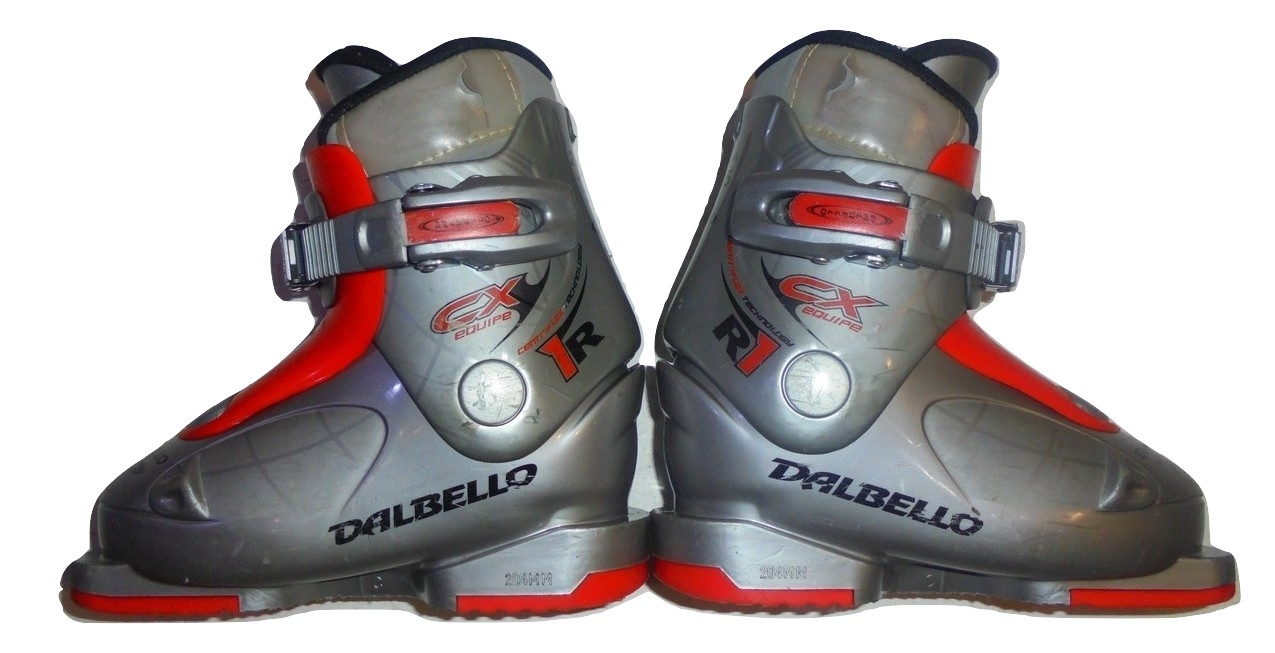 Buty narciarskie DALBELLO CX 1 EQUIPE roz 16,5(26)