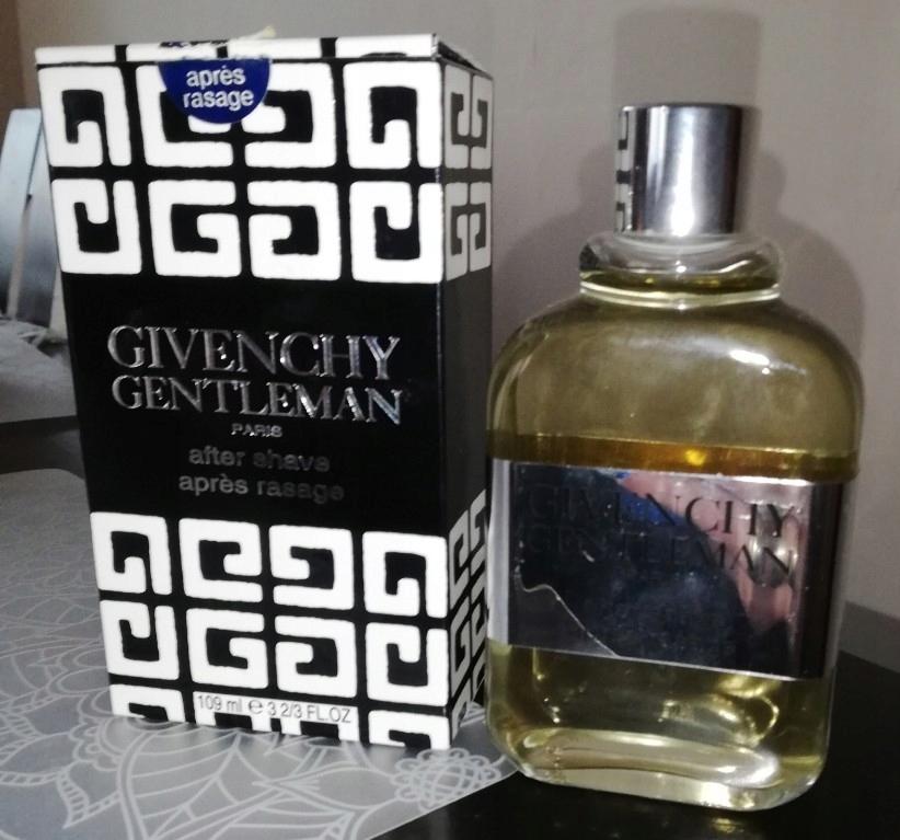 Givenchy Gentelman woda po goleniu