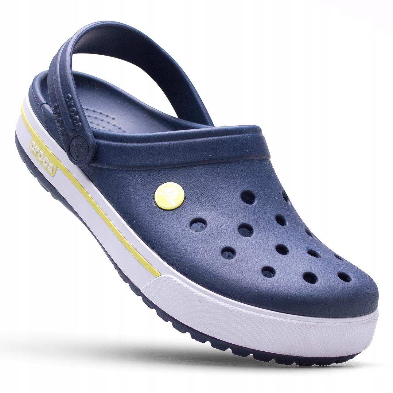 Klapki Chodaki Sandały Crocs 12836-42K M7/W9