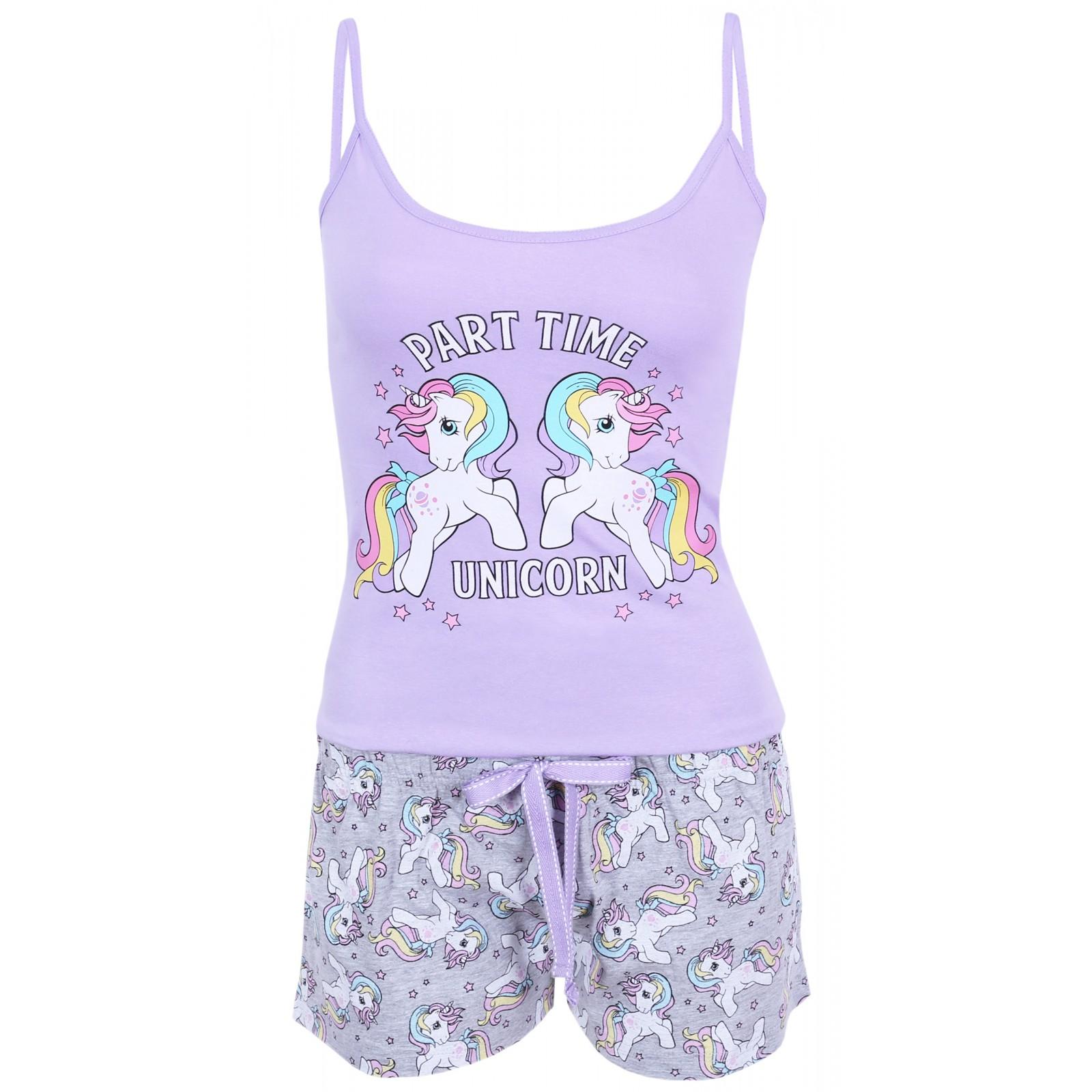 Fioletowa piżama Jednorożec My Little Pony 32