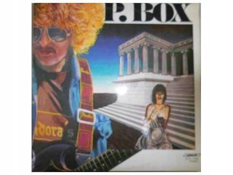 P. Box - Pandora's Box (5) Doskonały/EX slpx1