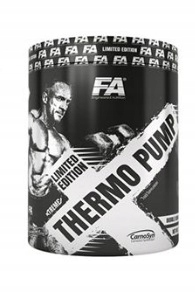 F.A. XTREME THERMO PUMP 495g COLA