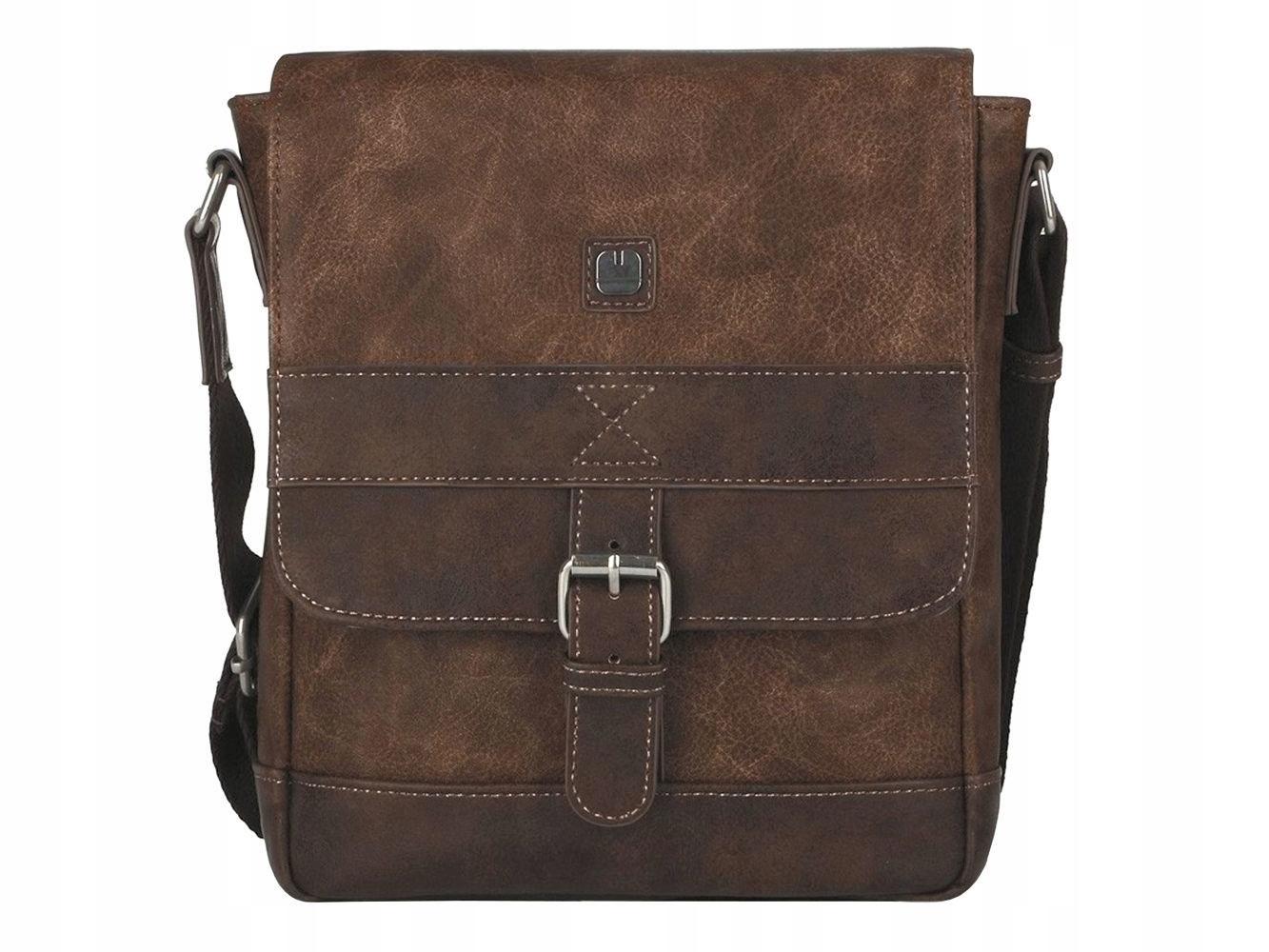 a752e3c4f7832 Gabol Flat mała torba na ramię / brązowa - 7706453407 - oficjalne ...