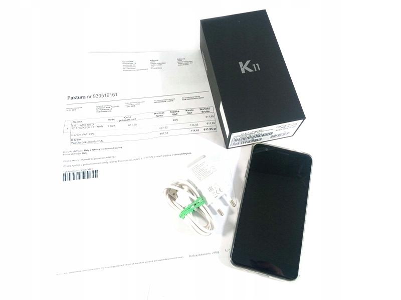 LG K11 / 2 GB RAM / 16 GB / ANDROID 7.1