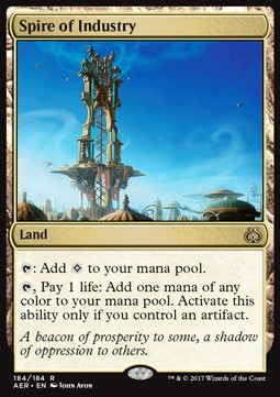 Spire of Industry Aether Revolt #1
