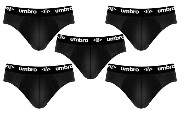 UMBRO SLIPY MĘSKIE 5-PACK ROZMIAR XXXL