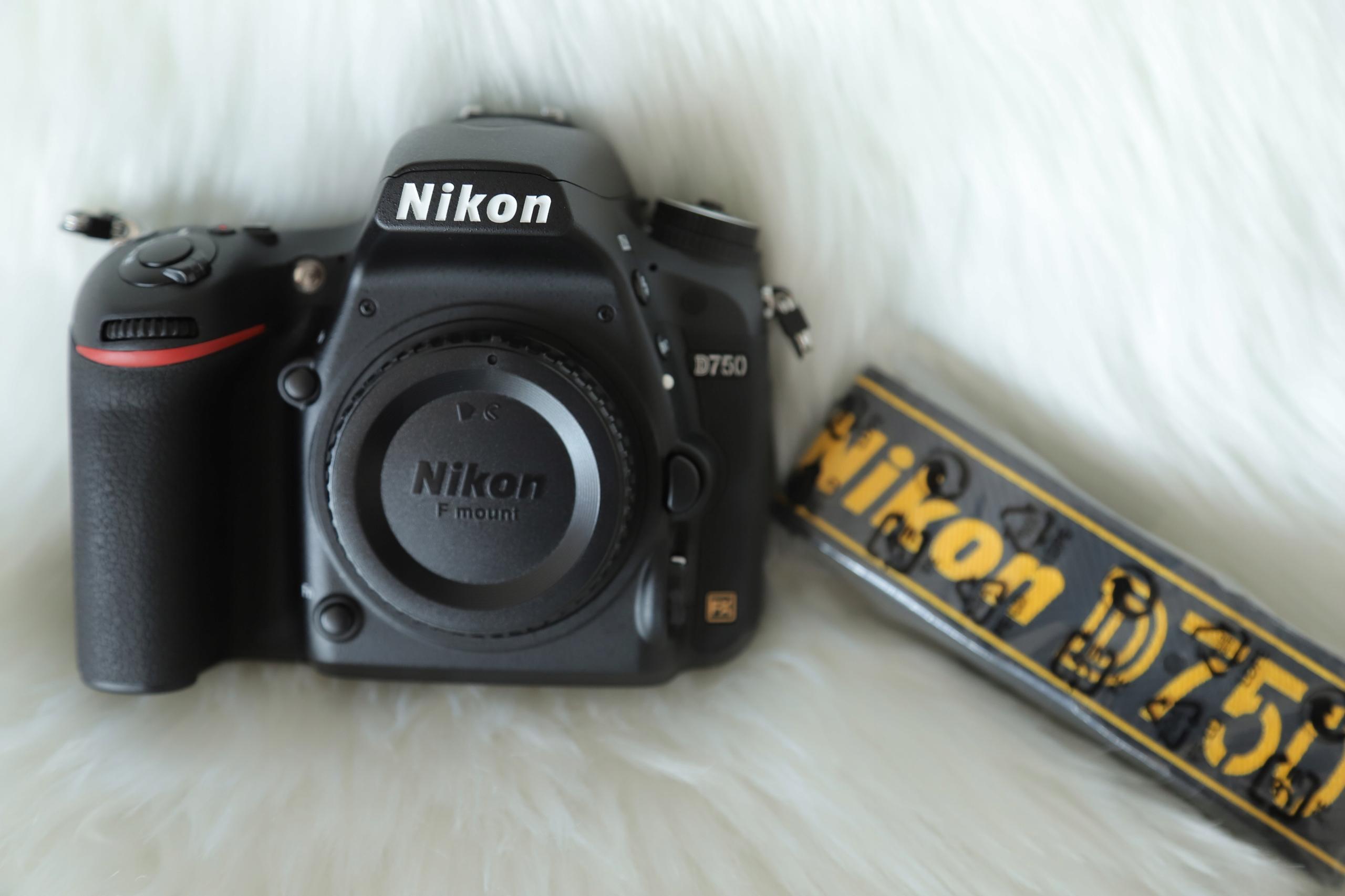 BODY Nikon D750 Nowy j.polski Gwarancja