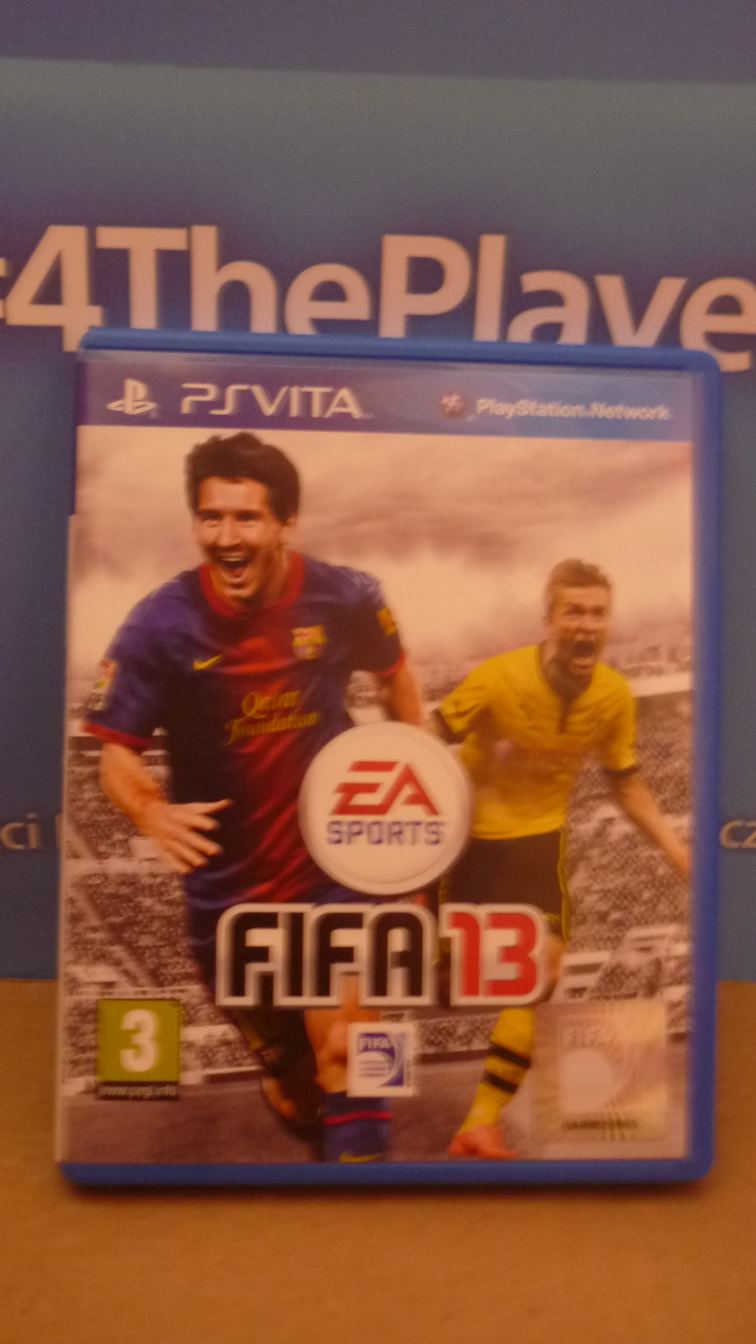 FIFA 13 PS VITA playstation
