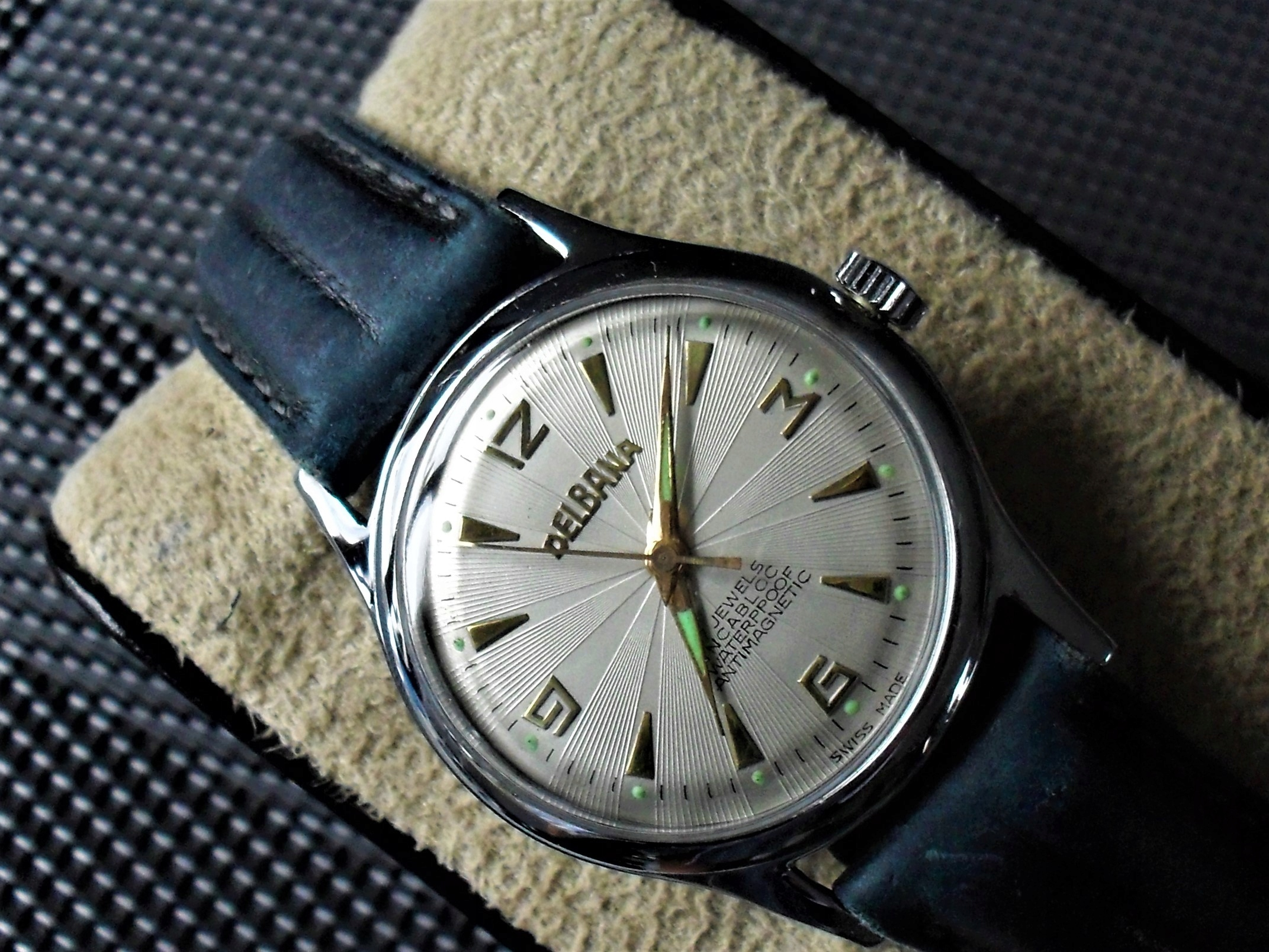 zegarek delbana