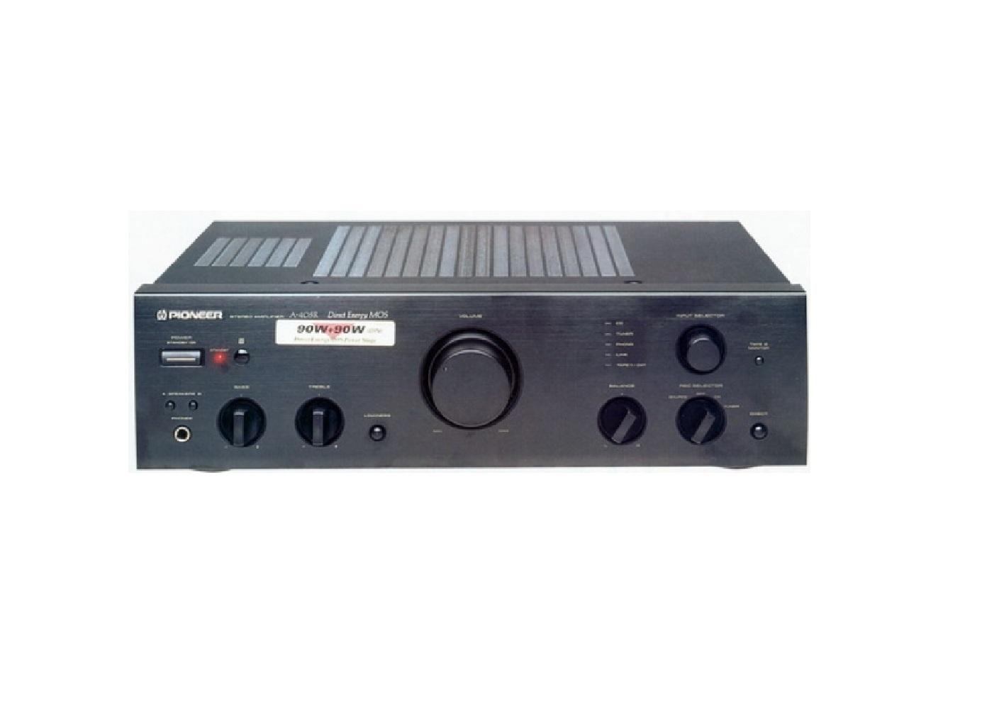 Pioneer A-405R Japan 380 Watts