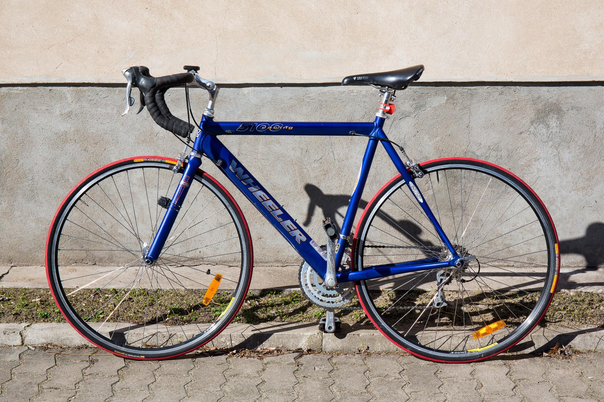 rower szosowy wheeler 52 cm 900 taniej nie będzie