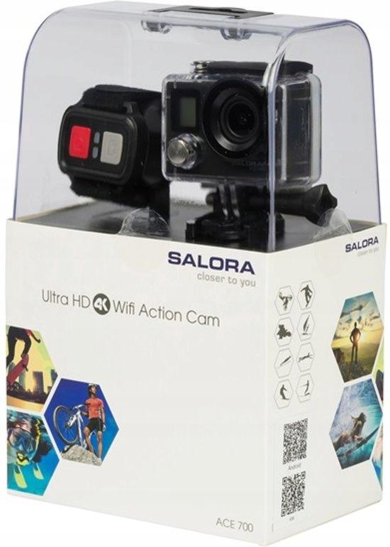Kamera sportowa SALORA ACE700 Ultra HD (4K) Wifi