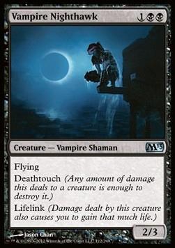 Vampire Nighthawk - M13