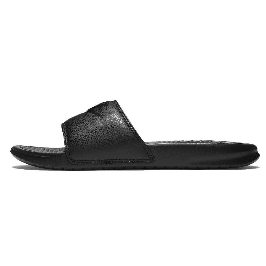 cheap for discount cdedc 9b5ec Klapki Nike Benassi JDI 343880 001 38 12 czarny
