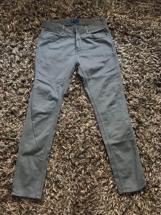Spodnie chino ZARA Man rozmiar 31 jak nowe szare