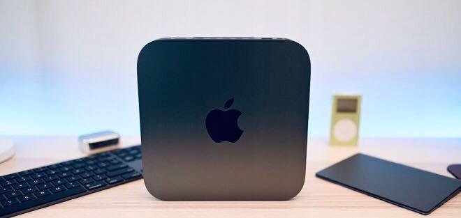 Apple MacMini A1347 1Tb+TOUCHPAD+SUPERDRIVE+KLAWIA