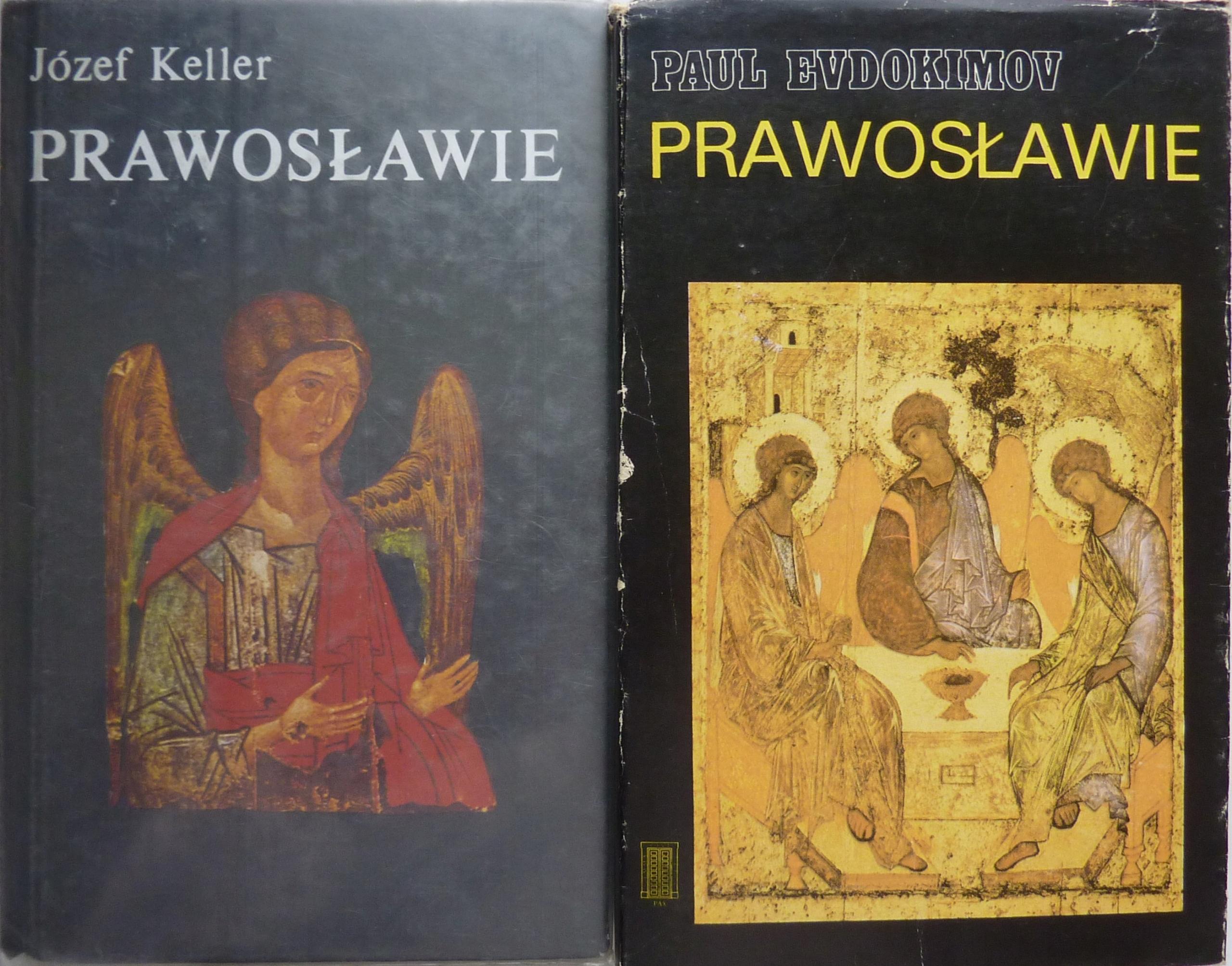 Józef Keller Paul Evdokimov PRAWOSŁAWIE