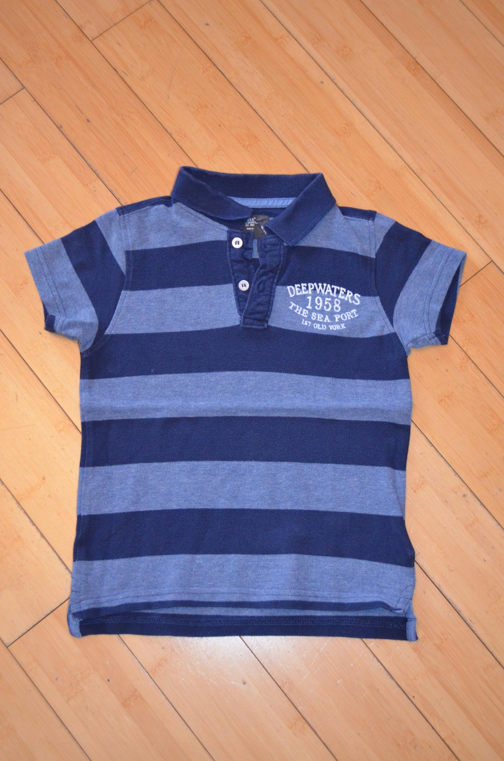Koszulka Bluzka POLO H&M 110-116 / 4-6 lat