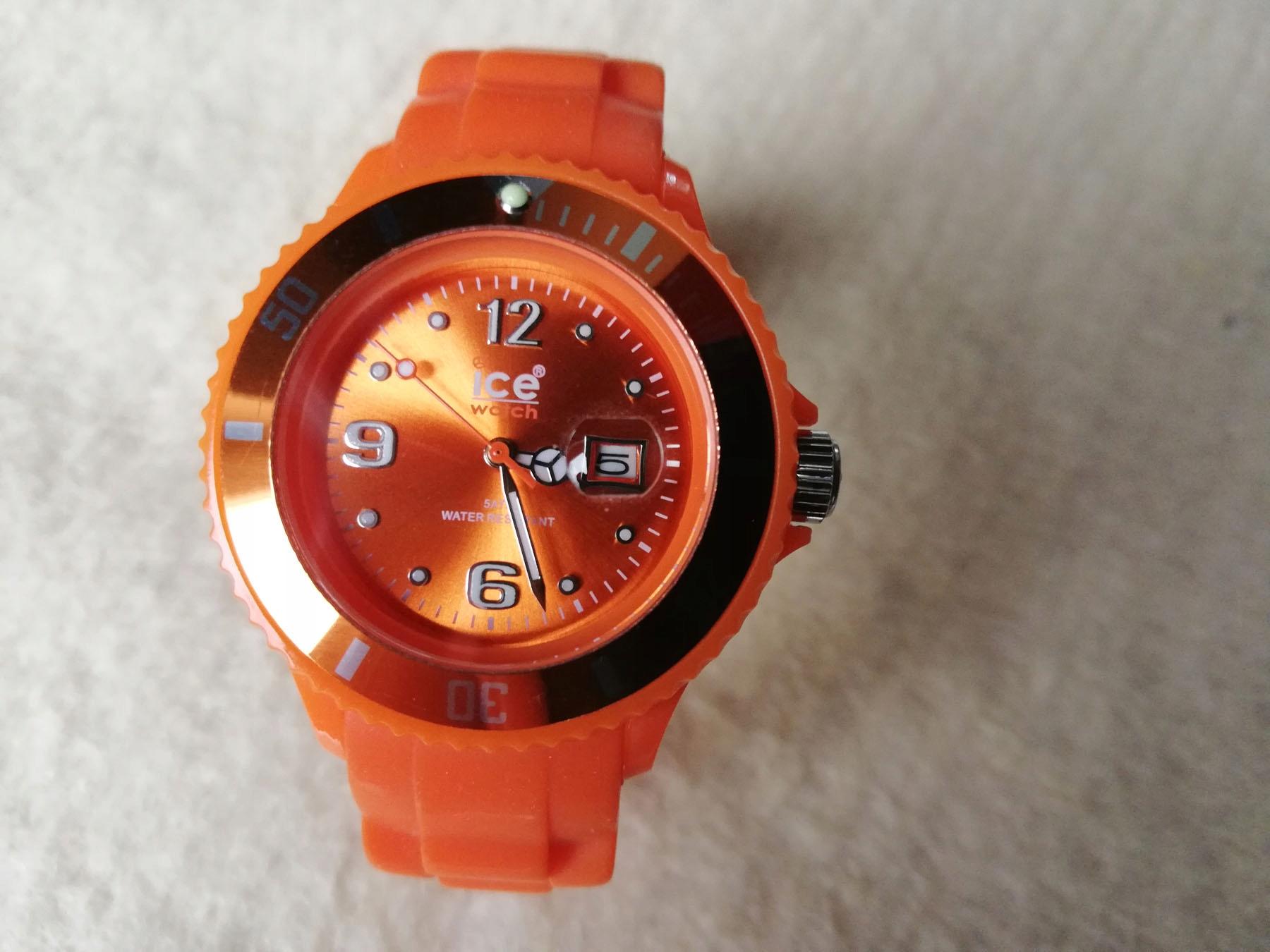 Zegarek ICE Watch 5ATM, prezent na komunię,komunia