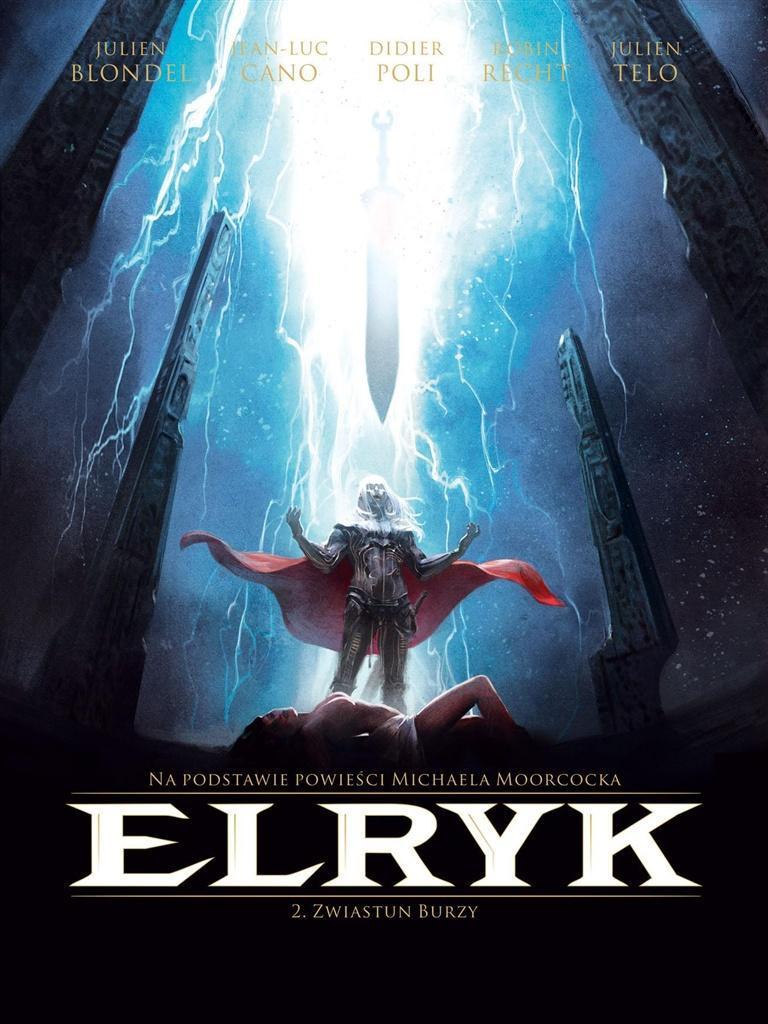 ELRYK T.2 ZWIASTUN BURZY