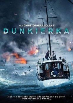 Dunkierka - DVD (folia)