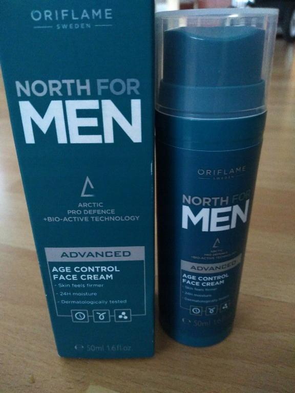 Przeciwzmarszczkowy krem North For Men