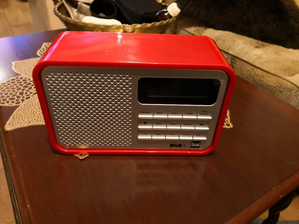 Radio cyfrowe Dual Dab+ model dab 16