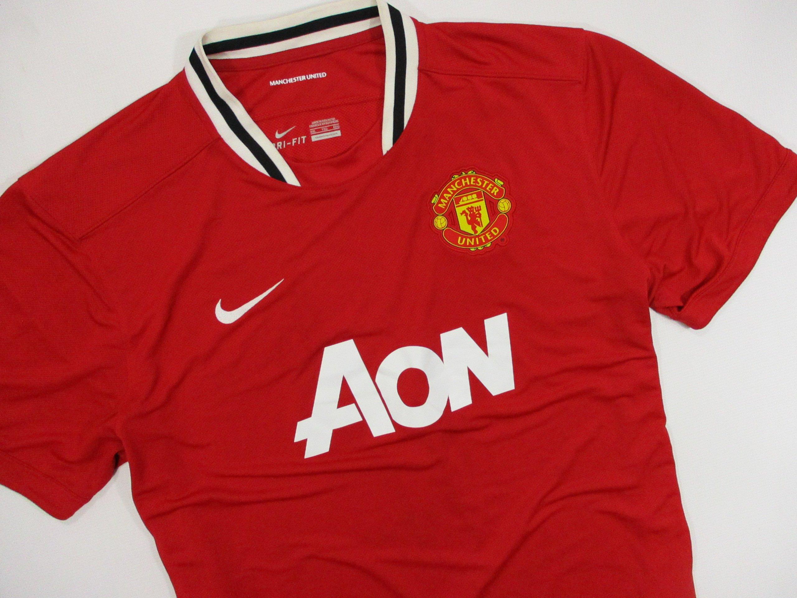 Nike dri fit koszulka manchester united xl nowa Zdjęcie na