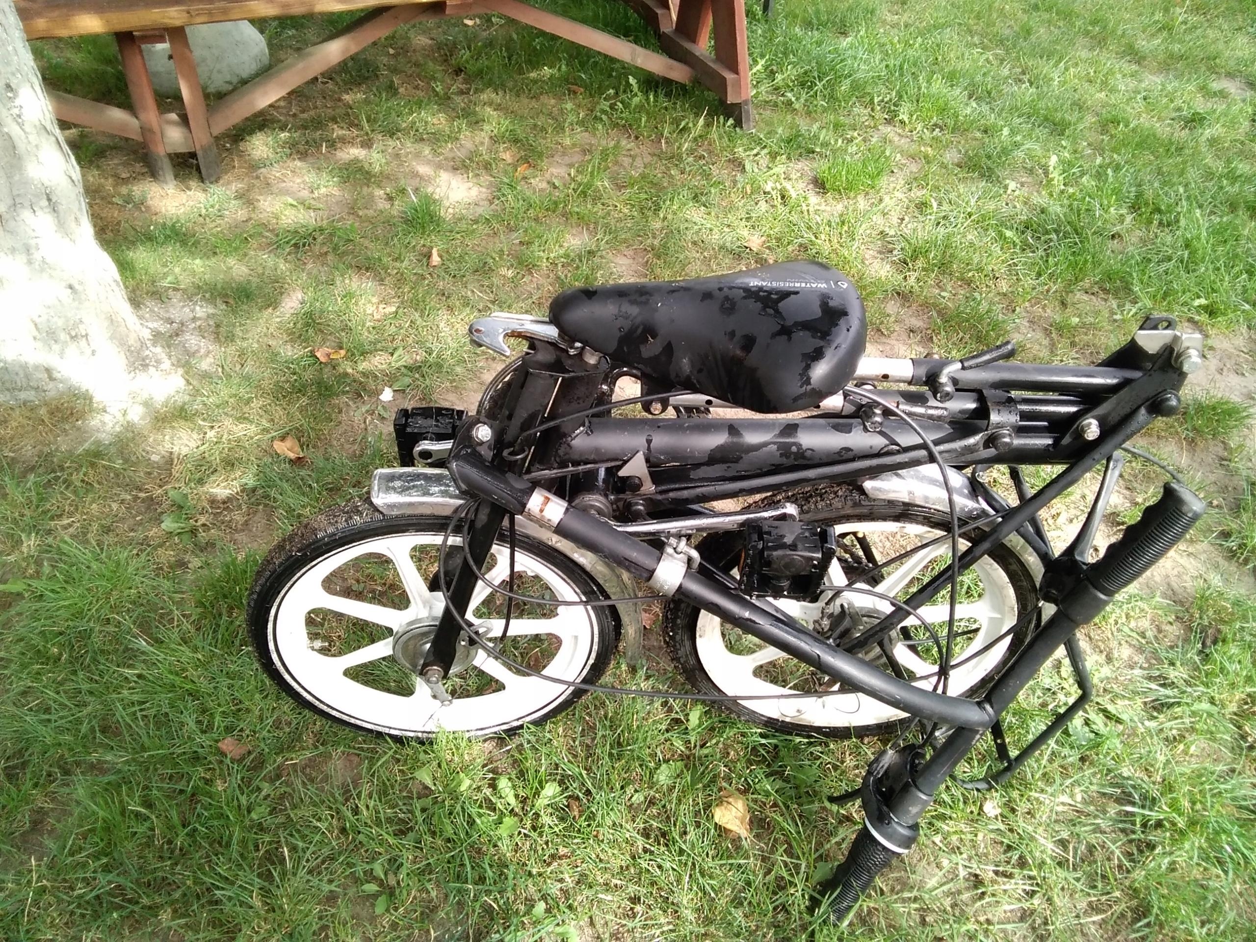 Rower składak - Darmowa wysyłka