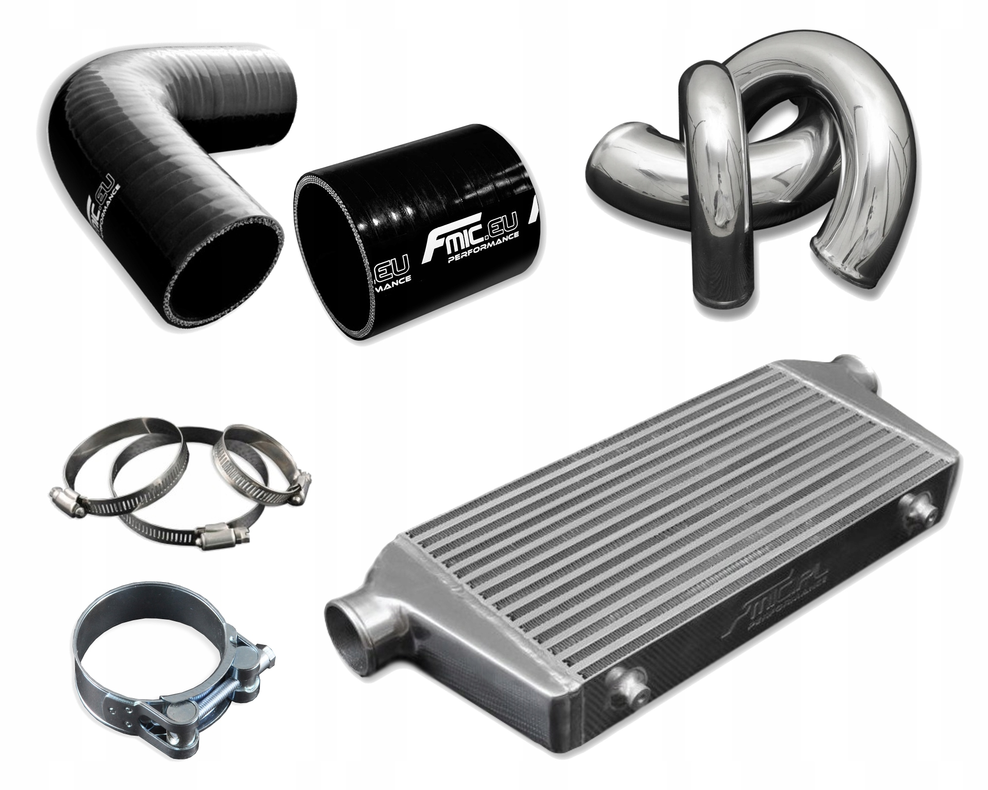 Zestaw Intercooler Ford Mondeo 2.0TDCI MK IV