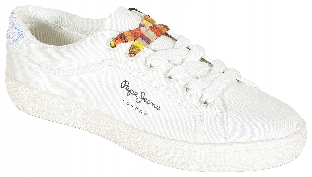 Pepe Jeans Rene Surf sneakers white 38