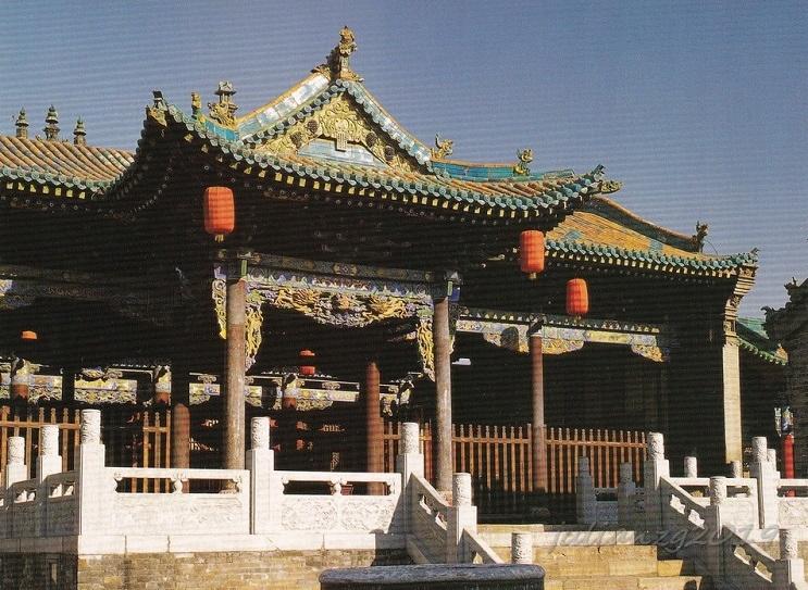 CHINy - Chenghuang Temple - Ping Yao ( UNESCO )