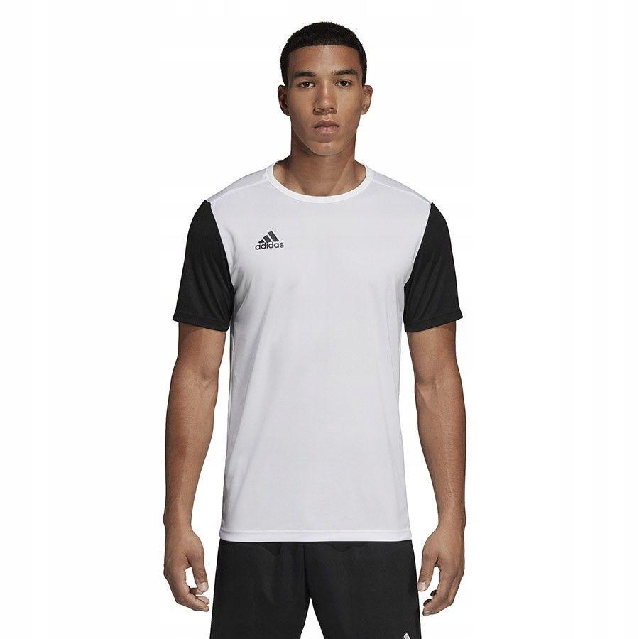 Koszulka adidas Estro 19 JSY DP3234 - BIAŁY; XXL