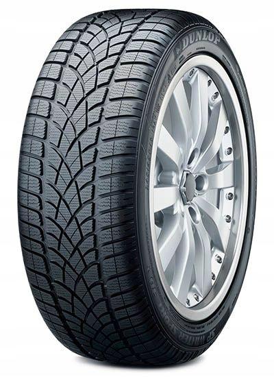 4x Dunlop SP WINTER SPORT 3D 245/45R19 102V *