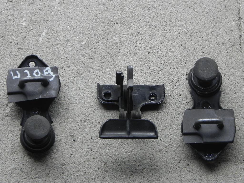 MERCEDES CLK W209 2008R rygle maski