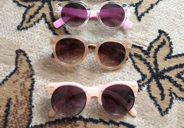 c95ac78a18 Okulary Przeciwsłoneczne Reserved Hm Kocie 7455738413 Oficjalne