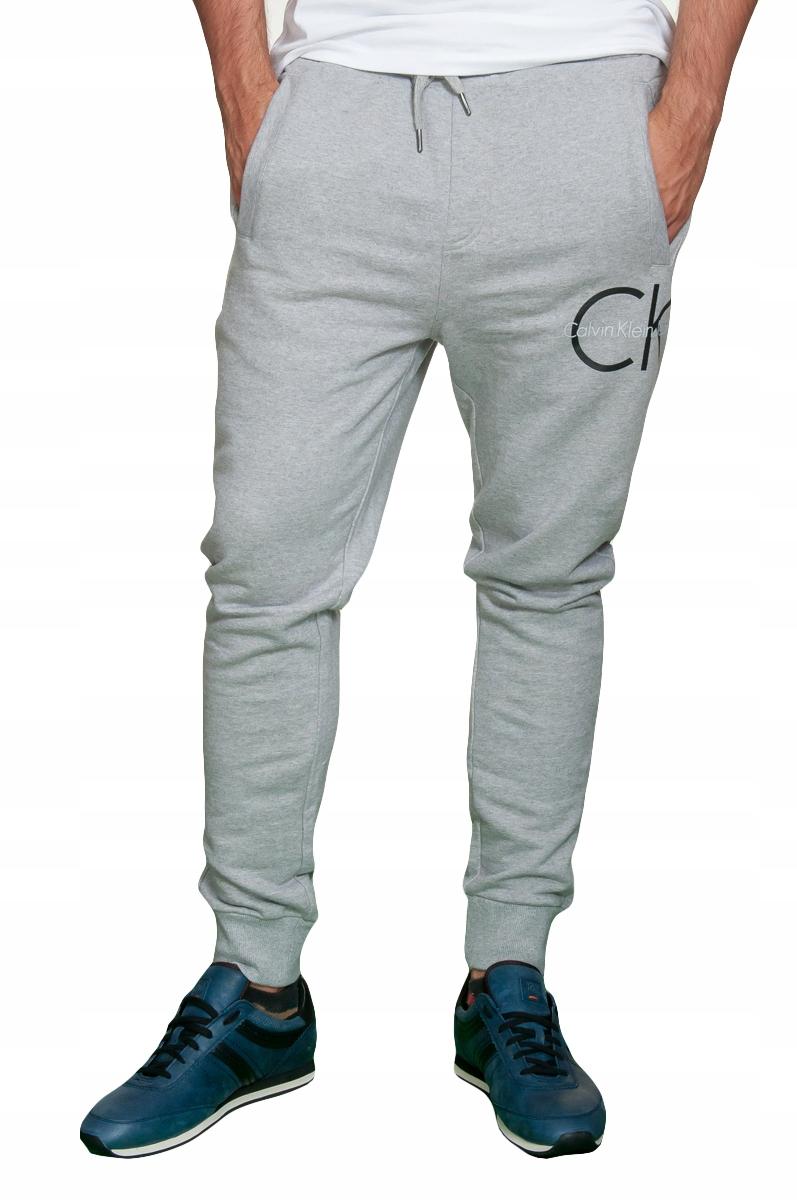 CALVIN KLEIN Spodnie Dresowe XL XXL 14229 SOPOT