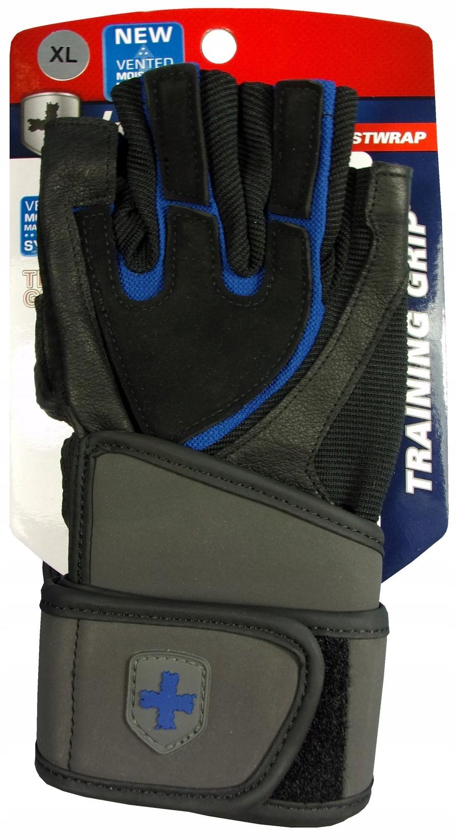 Rękawiczki do podnoszenia ciężarów Harbinger XL