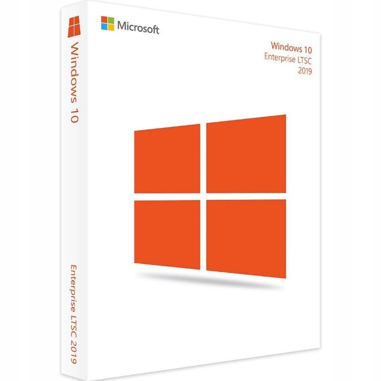 Microsoft Windows 10 Enterprise LTSC 2019 licencja