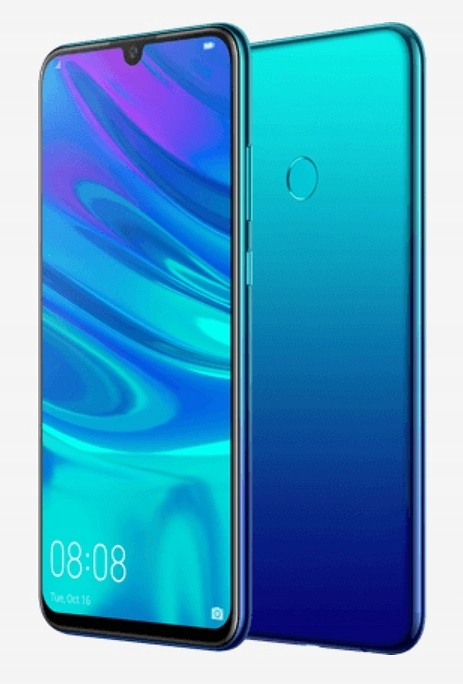 Nowy Huawei P Smart 2019 DS Aurora Blue 24m gw