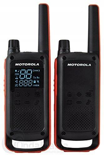 Radio Motorola WALKIE TALKIE T82 PMR
