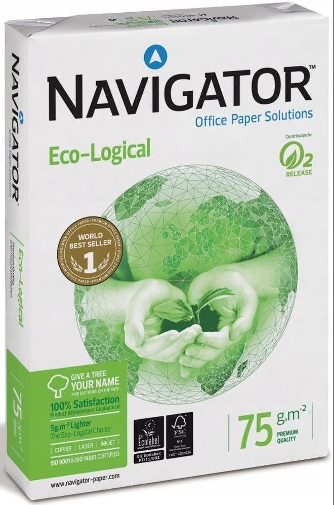 Papier Igepa Navigator(A4 75g/m2 500 szt.)