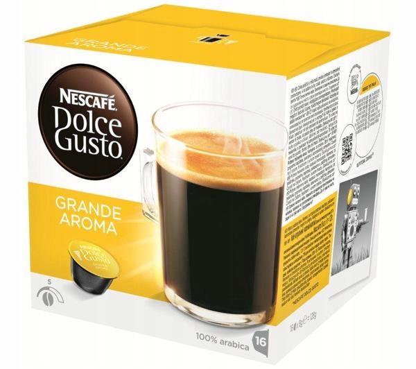 Kawa Nescafe Dolce Gusto Aroma 100% Arabica 16 szt
