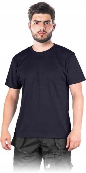 cd8a6ba9e1f58b Koszulka Męska Typu T-Shirt Granat TSM r. M - 7851208953 - oficjalne ...