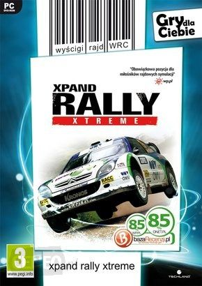 XPAND Rally Xtreme Pack PL PC wyścigi WRC rajd 24H