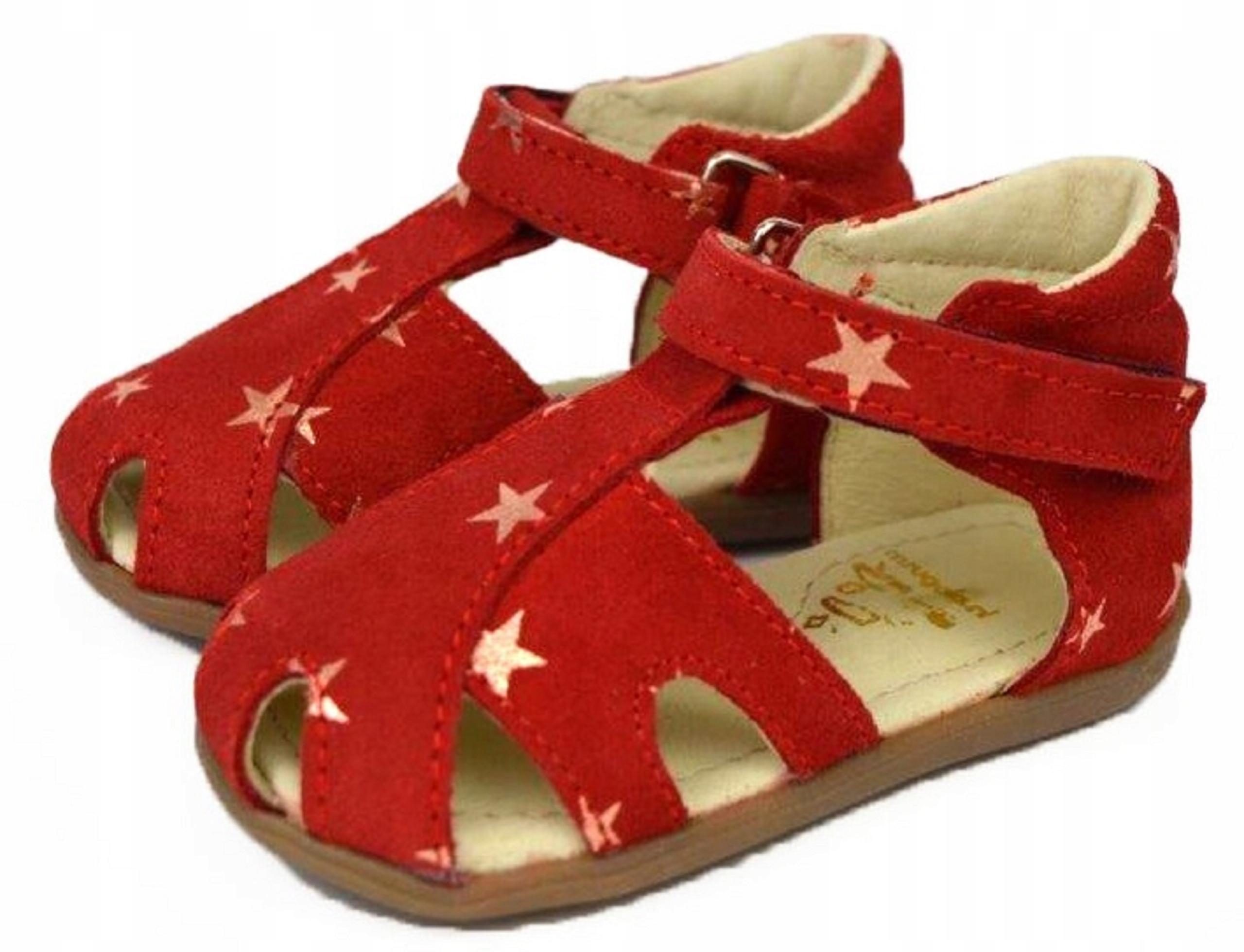 sandałki sandały MRUGAŁA MIMI 1111/9-23 r. 24