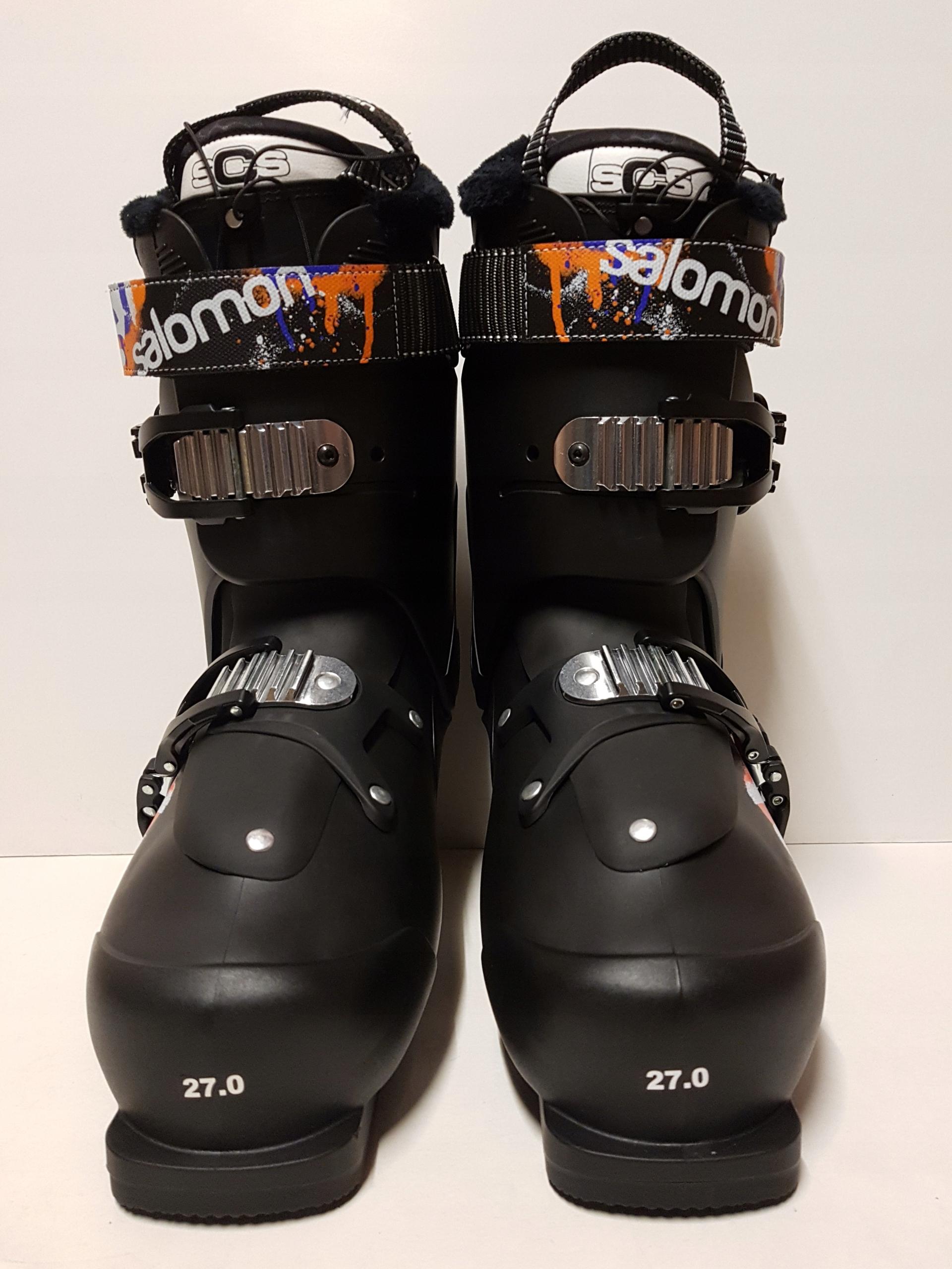 -50% Buty Narciarskie Salomon SPK 75 27 black