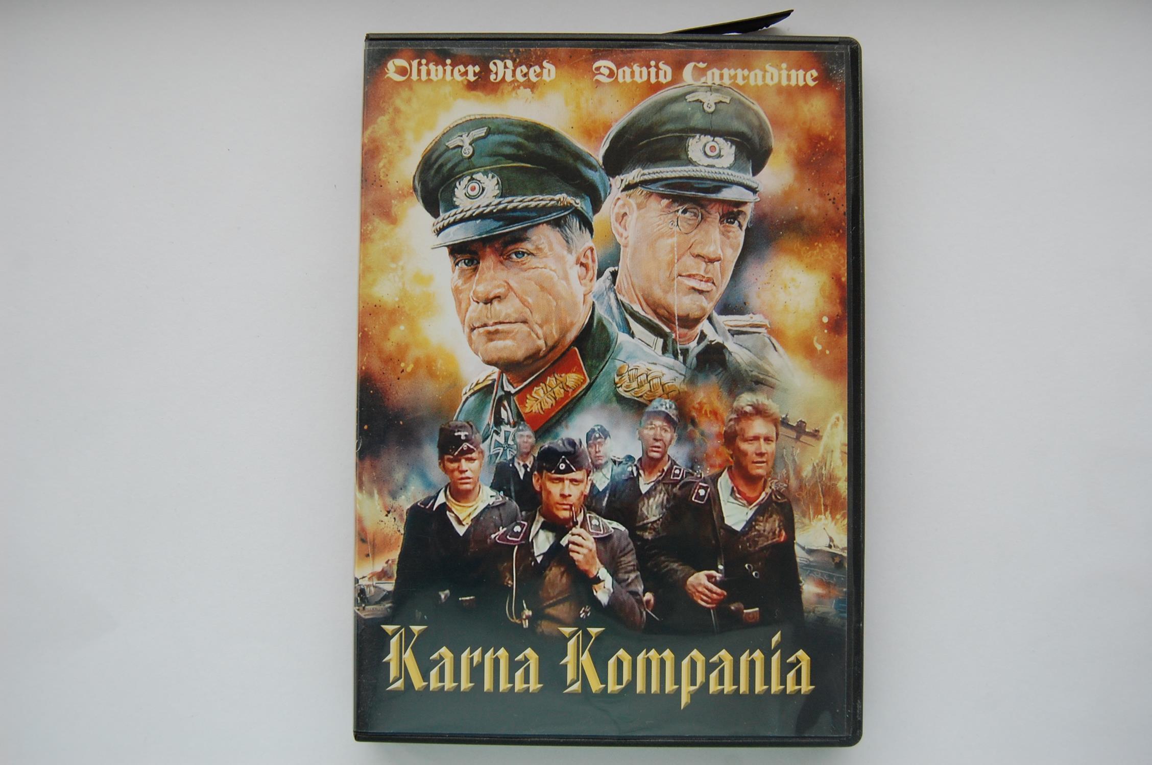 DVD _ KARNA KOMPANIA _ OPIS